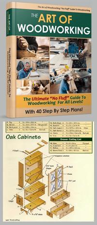Book-oak cabinet200